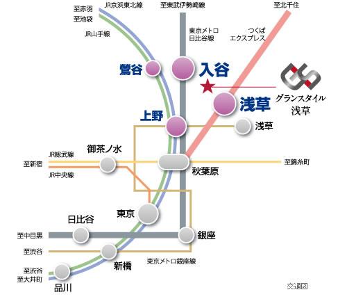路線 日比谷 線 図 メトロ 東京